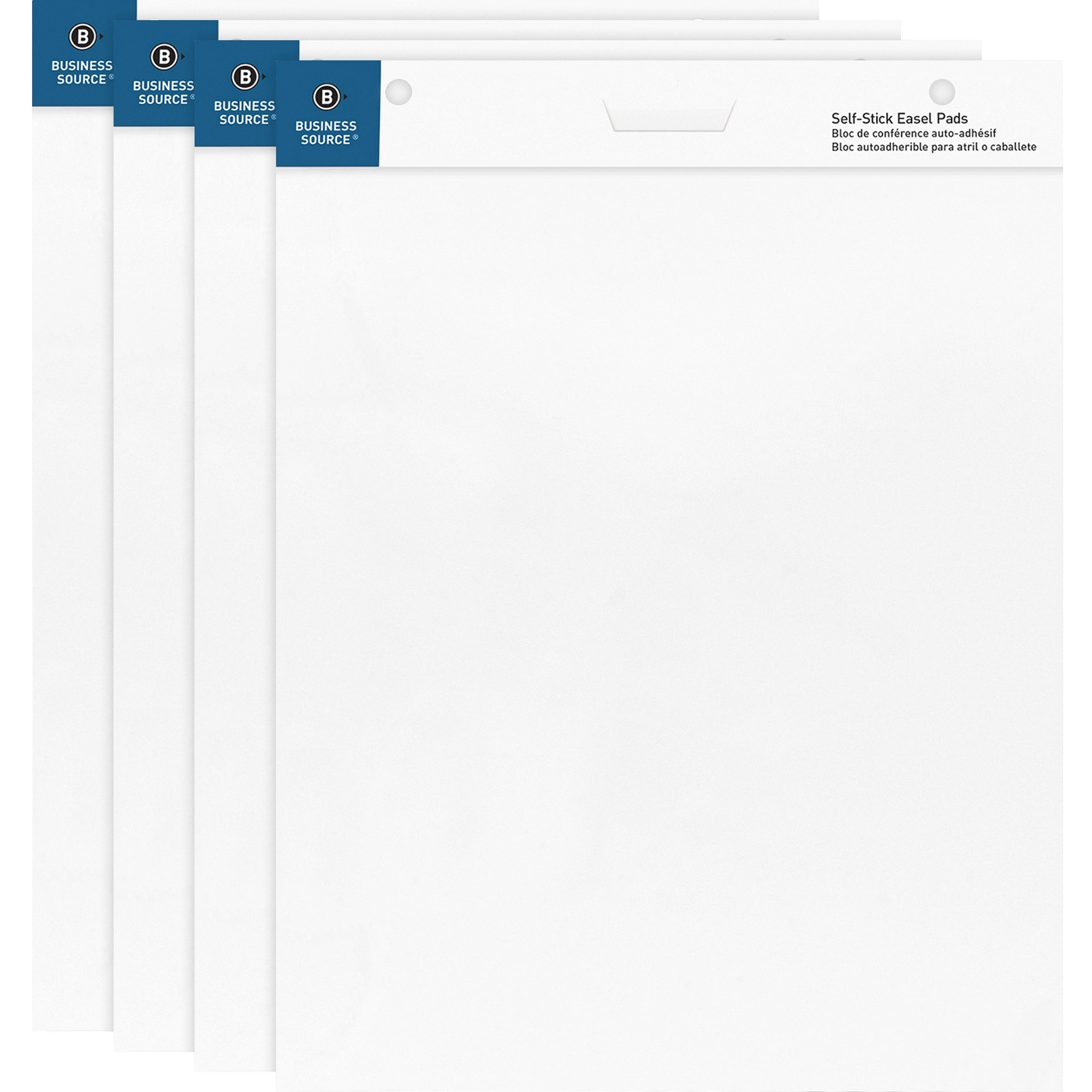 White 3 Cartons 2 Packs//Carton 2//Pack Flip Charts 50 Sheets 27 x 34 1 Quadrille