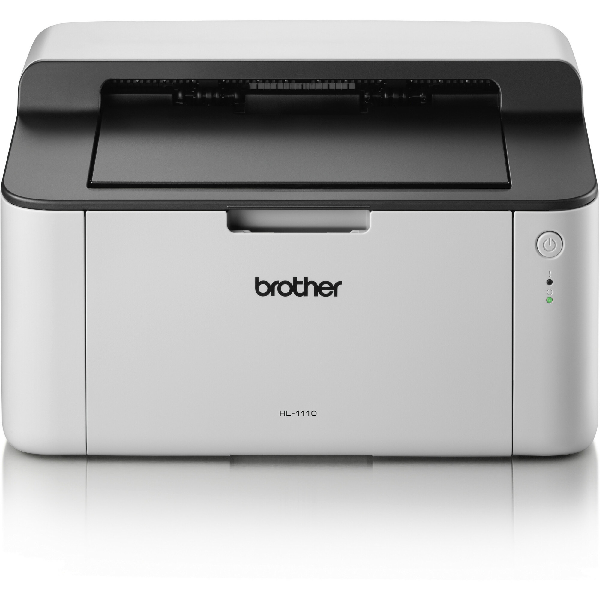 Brother HL-1110 Laser Printer - Monochrome