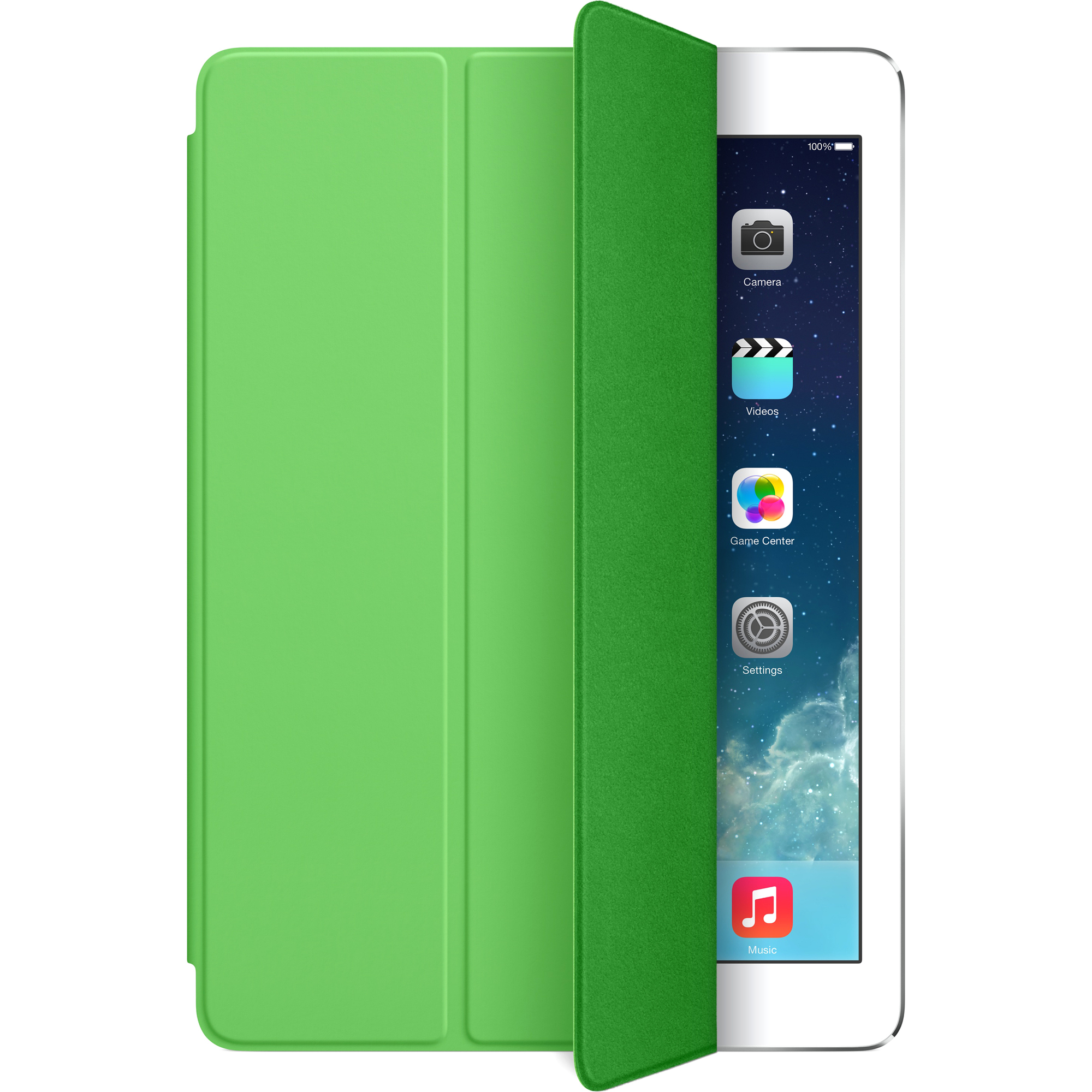 Apple Cover Case Cover for iPad Air - Green