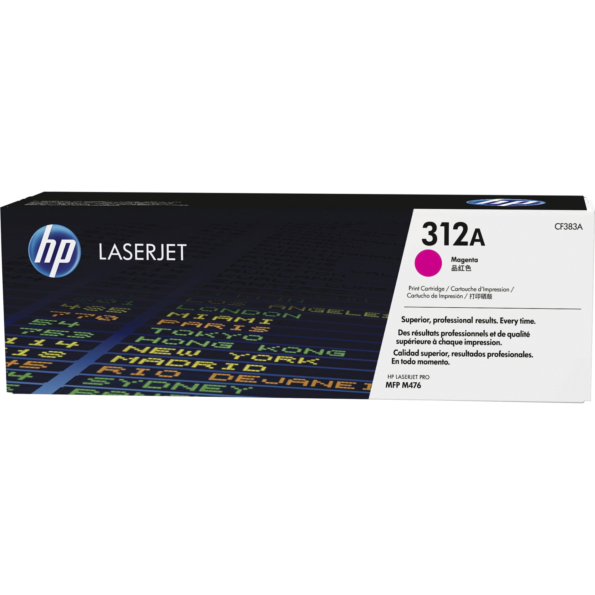 HP 312A Magenta Laser Toner Cartridge