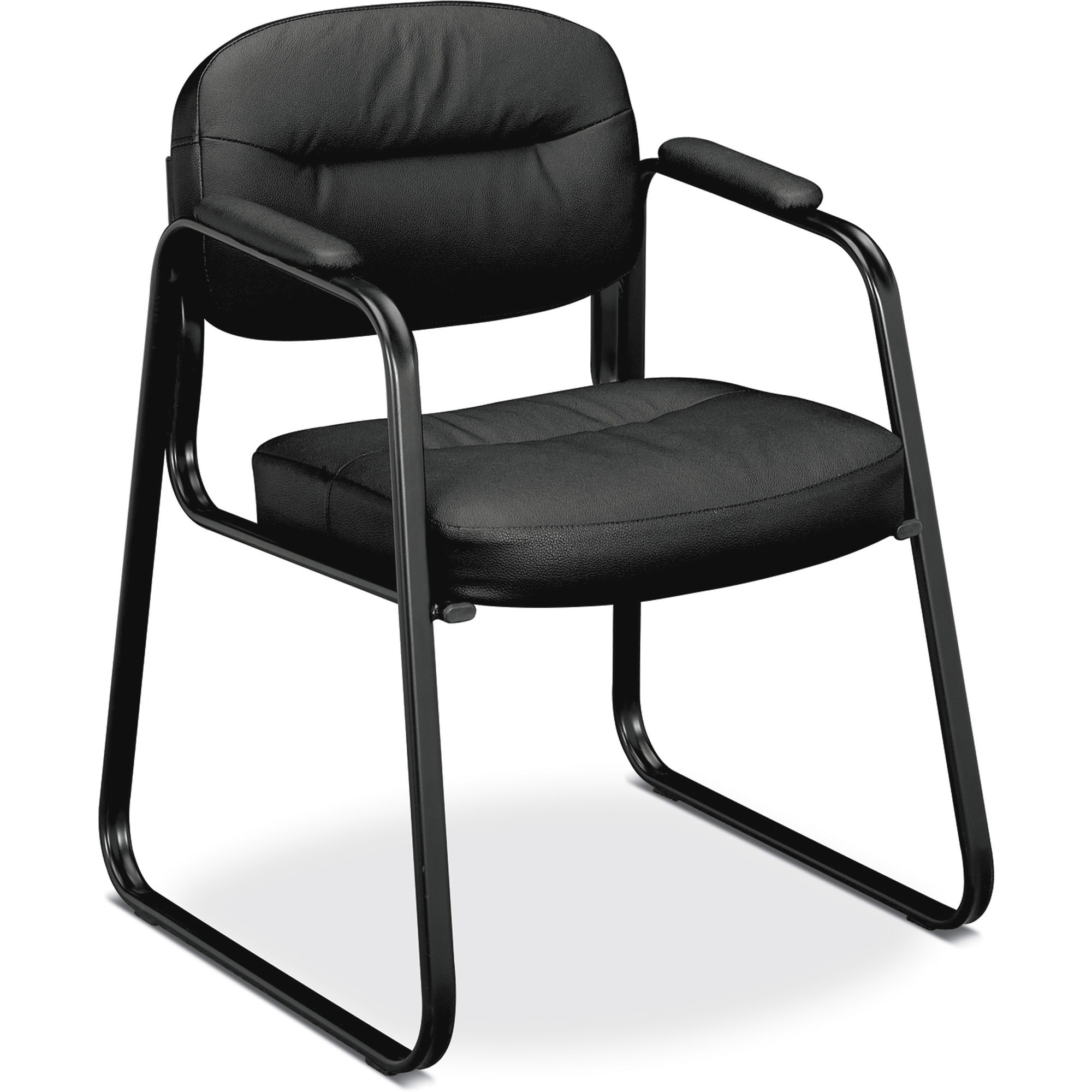 Product BSXVL653SB11 basyx by HON HVL653 Sled Base Guest Chair