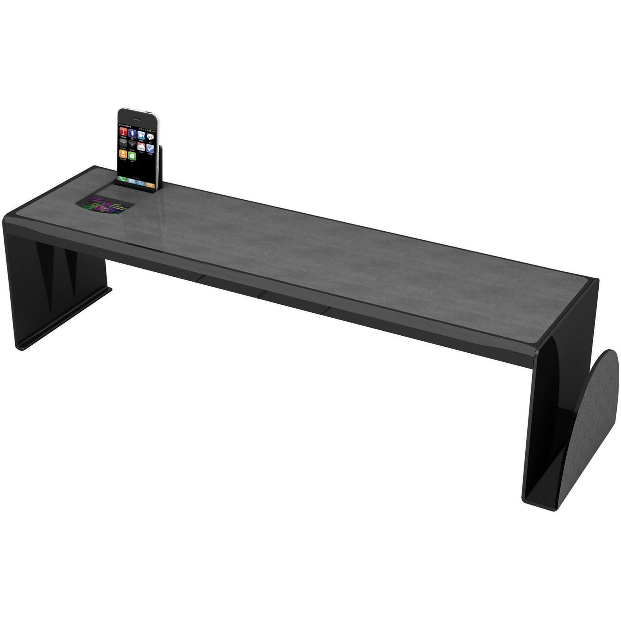 Deflect O Heavy Duty Desk Shelf Desktop 6 8 Quot Height X