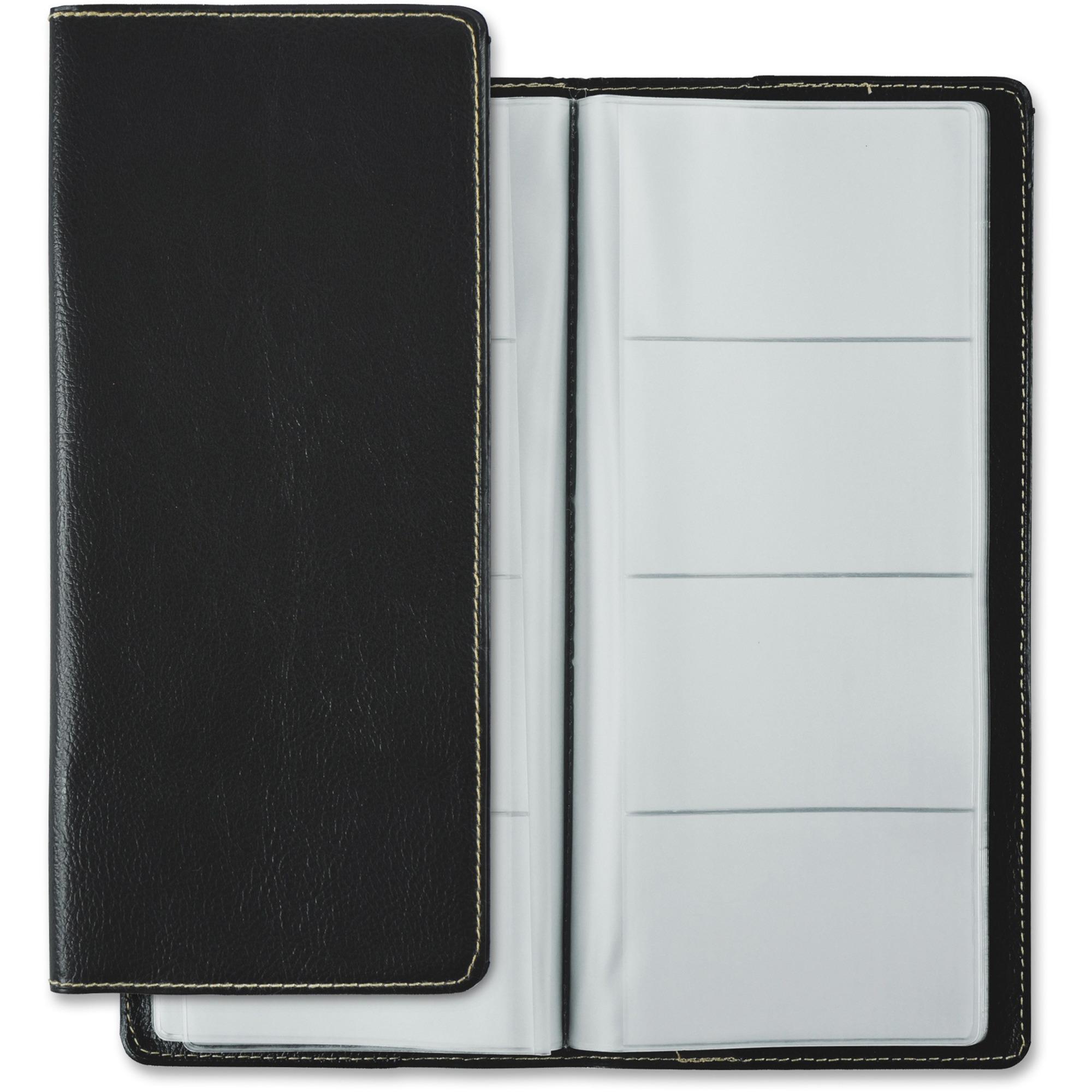 Winnable Business Card Holder Nc 96 Bk Capacity Width Black Cover