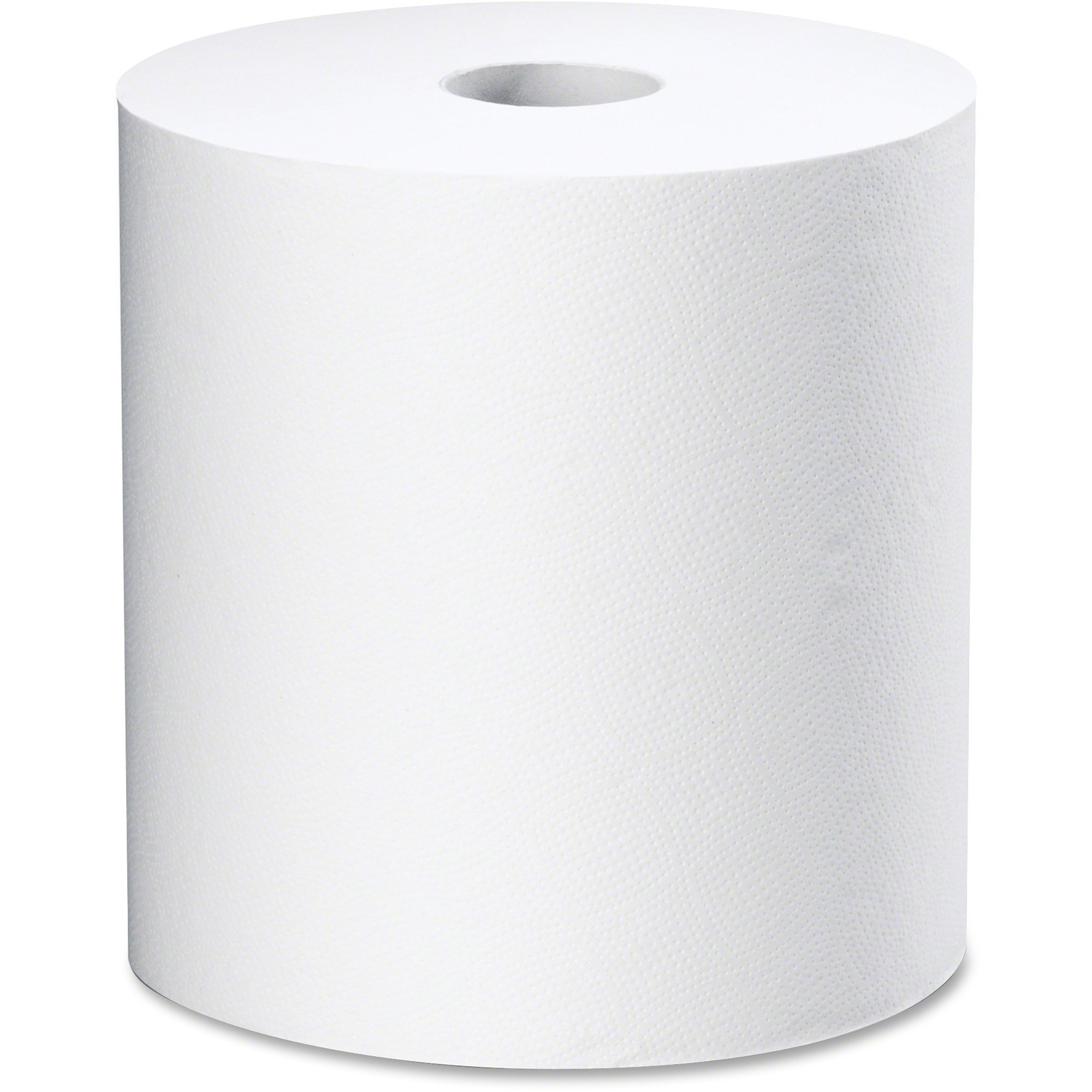 White Swan Long Roll Paper Towels 8 X 800 Ft Eco Friendly Absorbent Soft For Hand 6 Carton