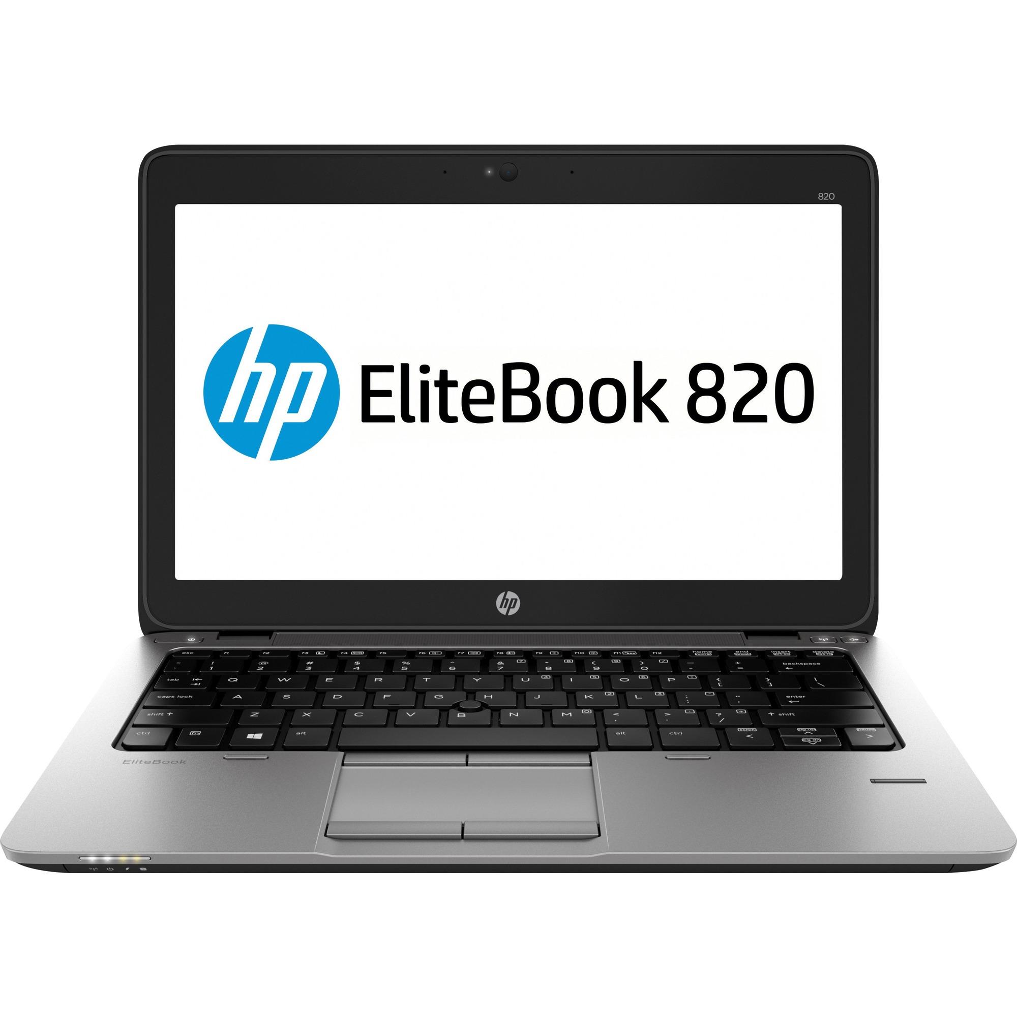 HP EliteBook 820 G2 31.8 cm 12.5inch LED Notebook - Intel Core i7 i7-5500U 2.40 GHz