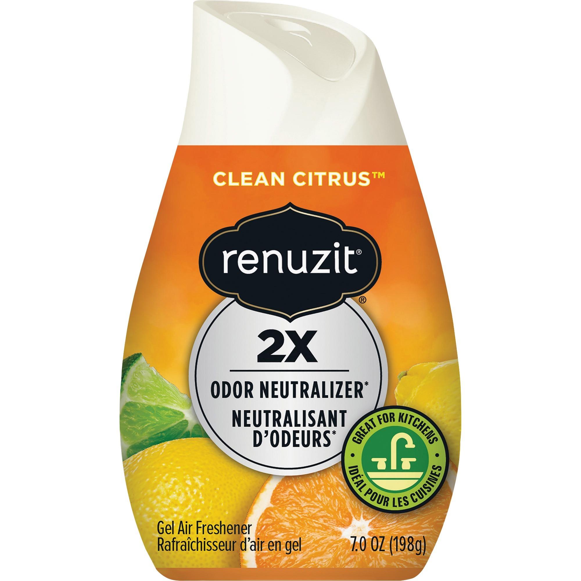 Gel Air Freshener >> Dia35000
