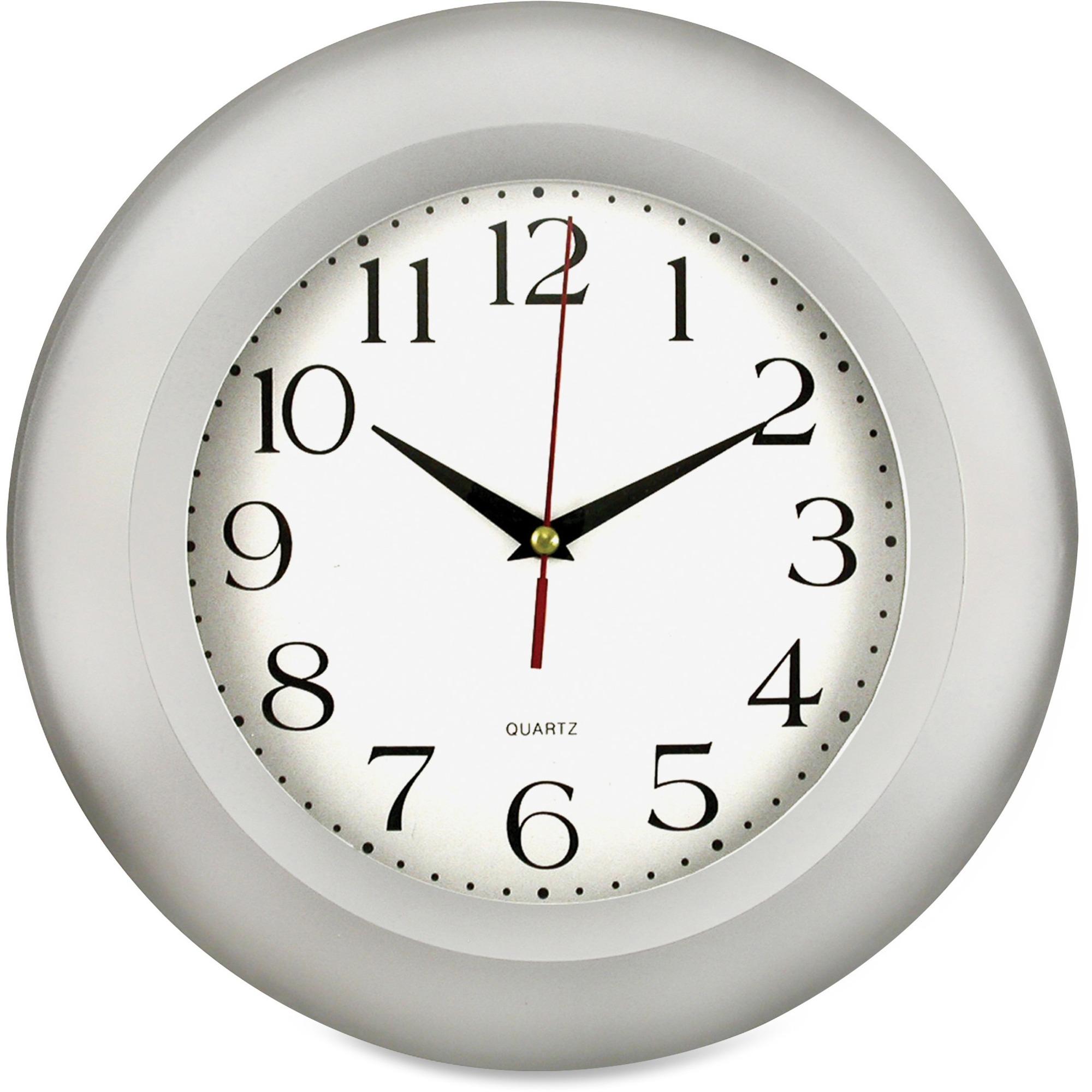 Artistic Round Frame Wall Clock, 11\