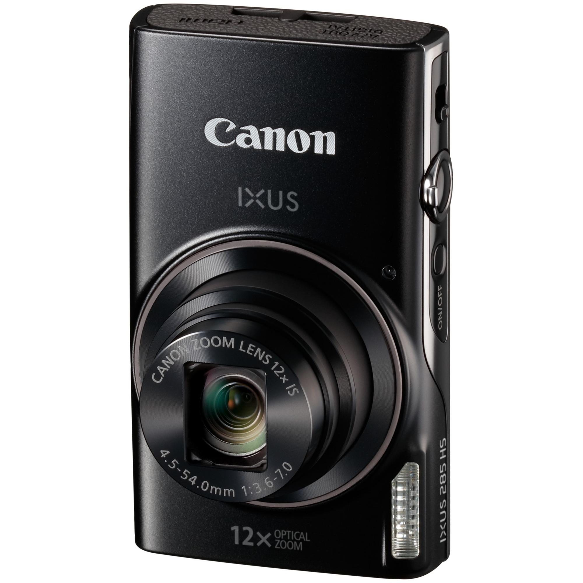 Canon IXUS 285 HS 20.2 Megapixel Compact Camera - Black
