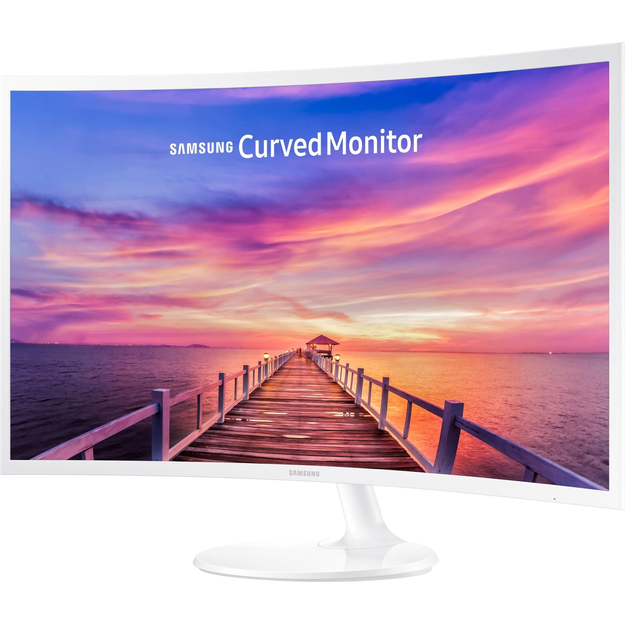 Samsung C32F391FWU 32inch Curved  LED LCD Monitor - 16:9 - 4 ms