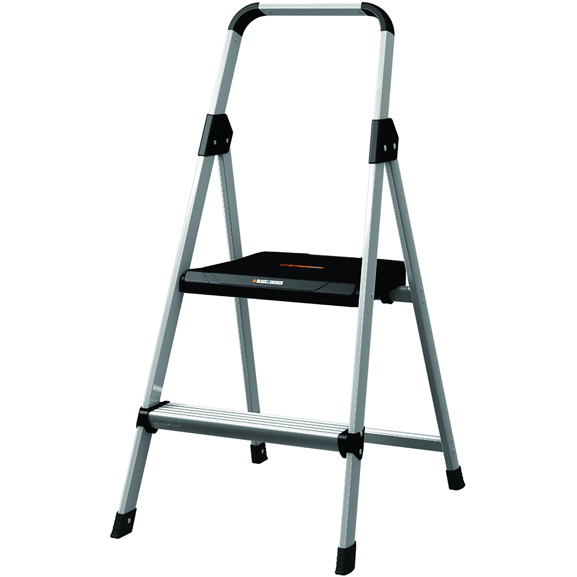 Groovy Louisville Ladder Inc Louisville 2 Steel Type Ii Step File File File Stool 2 Step File File File 225 Lb Load Capacity 18 5 X 24 X 38 5 Inzonedesignstudio Interior Chair Design Inzonedesignstudiocom