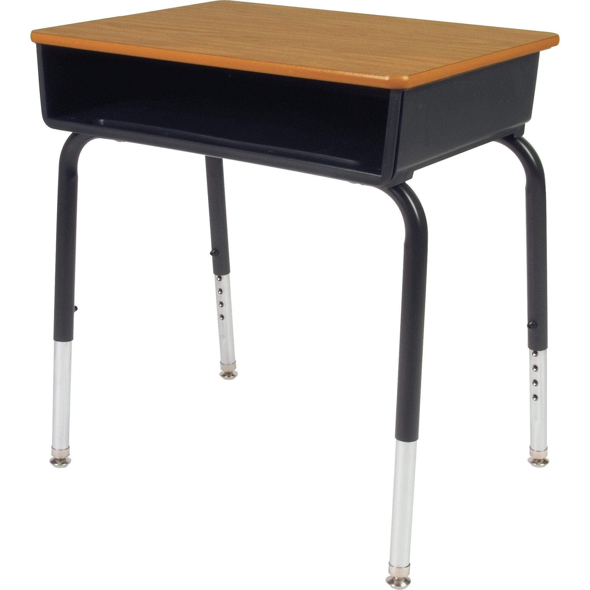 LLR 99893 | Lorell Book Box Student Desks - 2/CT - Lorell Furniture