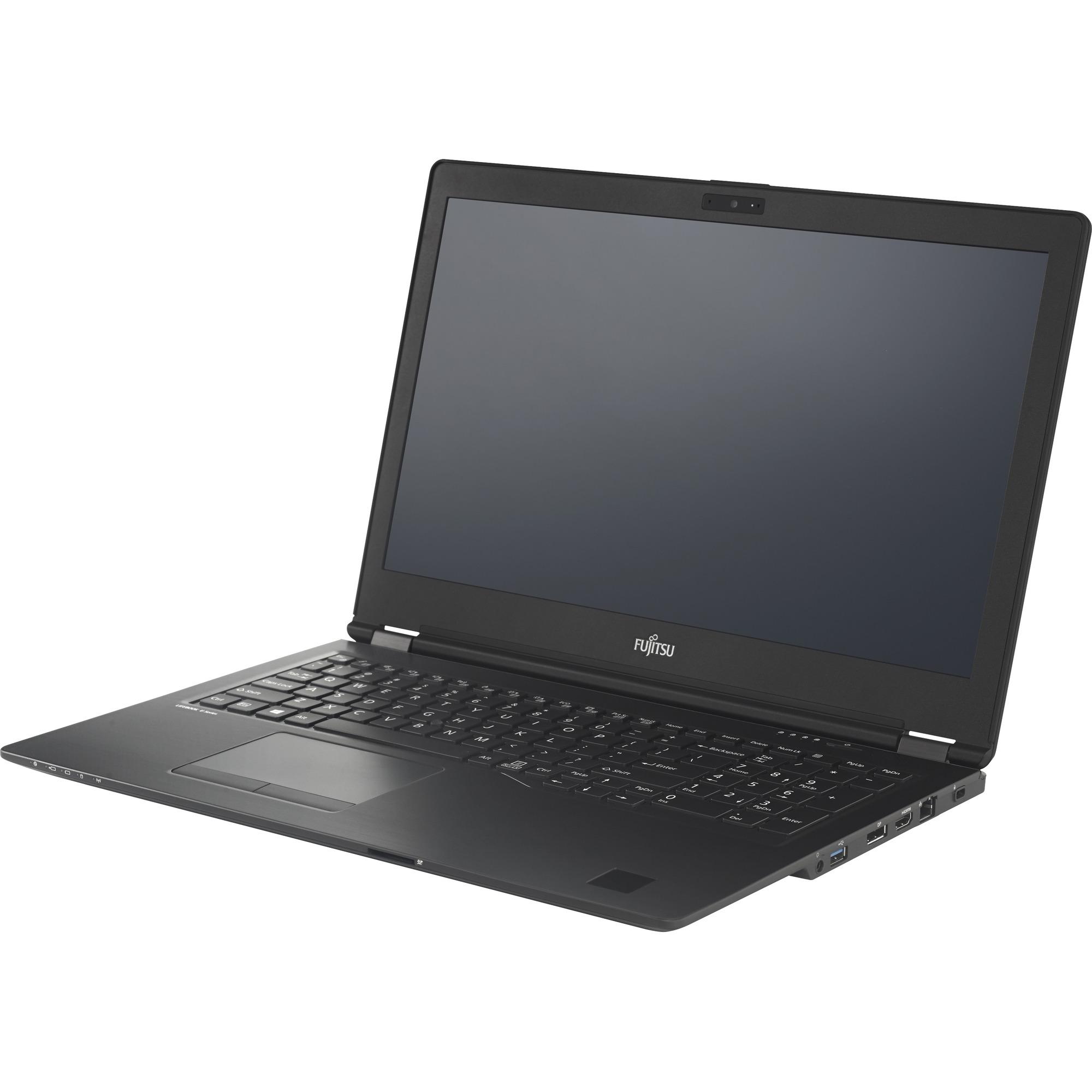 Fujitsu LIFEBOOK U747 35.6 cm 14inch Touchscreen LCD Notebook - Intel Core i7 7th Gen i7-7500U Dual-core 2 Core 2.70 GHz - 8 GB DDR4 SDRAM - 512 GB SSD - Windows