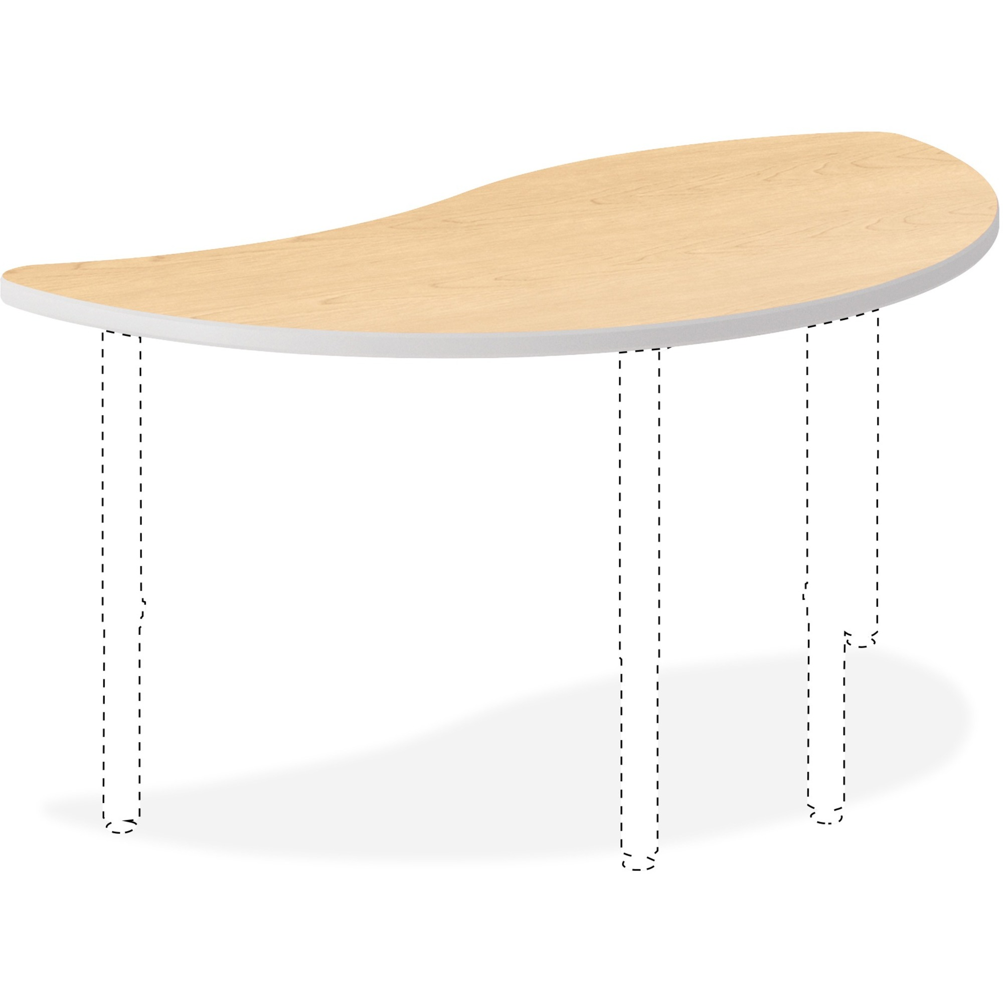 Swell The Hon Company Hon Build Wisp Table 50W X 30D Natural Maple Wisp Top 54 Table Top Length X 30 Table Top Width X 1 13 Table Top Thickness Bralicious Painted Fabric Chair Ideas Braliciousco