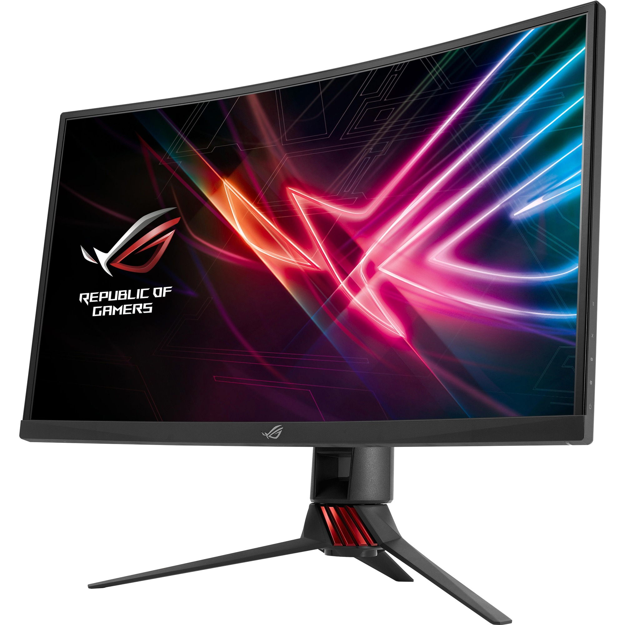 ROG Strix XG27VQ  27And#34; LED Monitor - 16:9 - 4 ms 144Hz