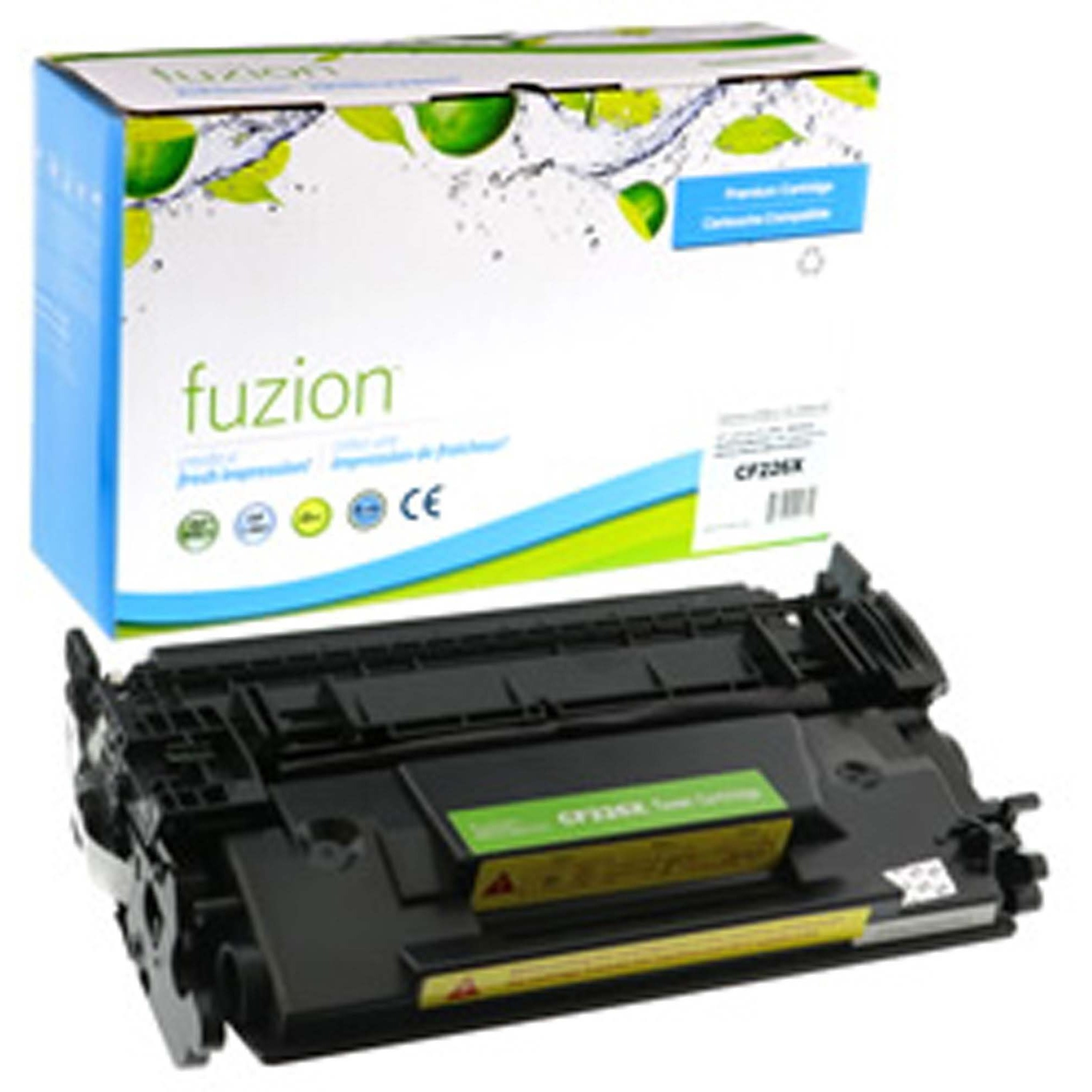 - Black GSCF226XNC Fuzion Toner Cartridge Alternative for HP 26X CF226X
