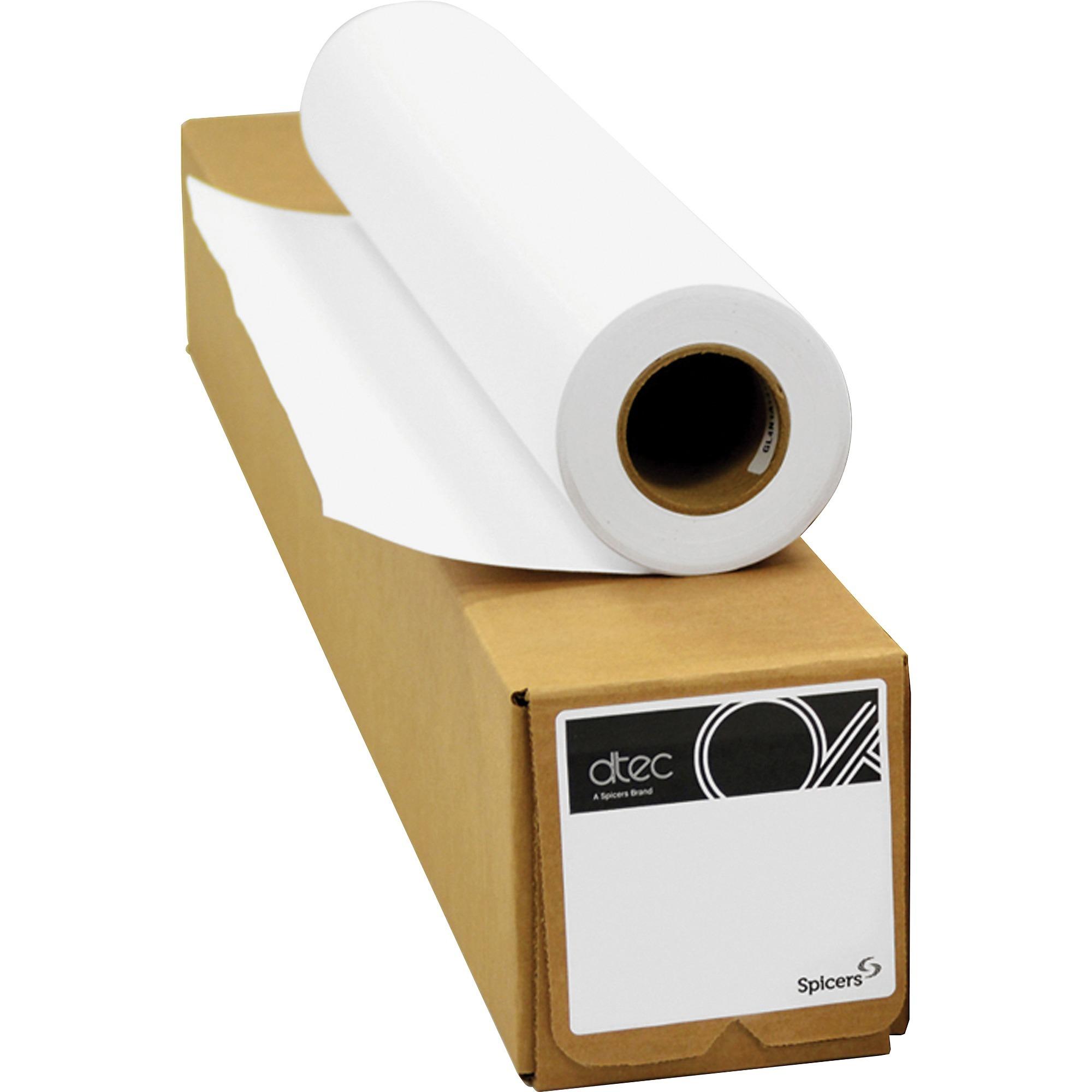 "Spicers Inkjet Print Bond Paper - 36"" x 150 ft - 20 lb ... - photo#25"