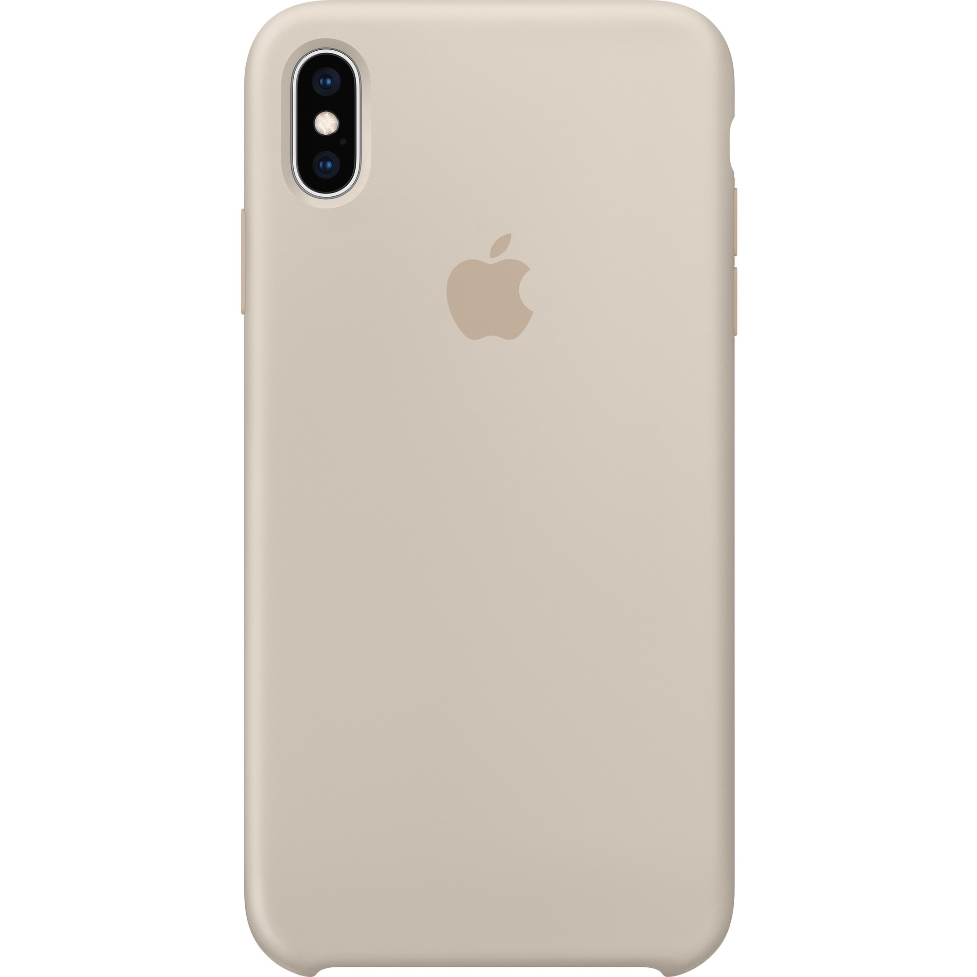 Apple Case for Apple iPhone XS Smartphone - Stone