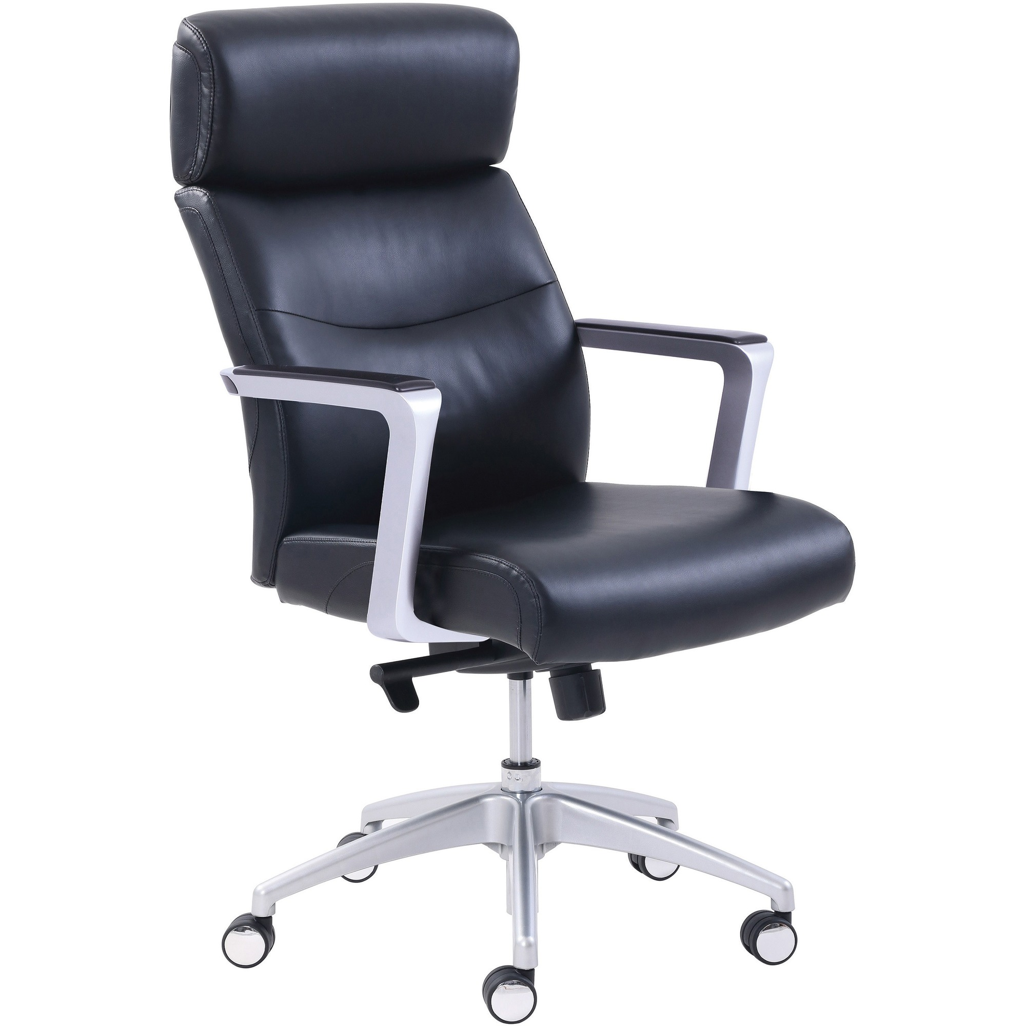 Fine Lorell Traditional Executive Bonded Leather Chair Bonded Evergreenethics Interior Chair Design Evergreenethicsorg