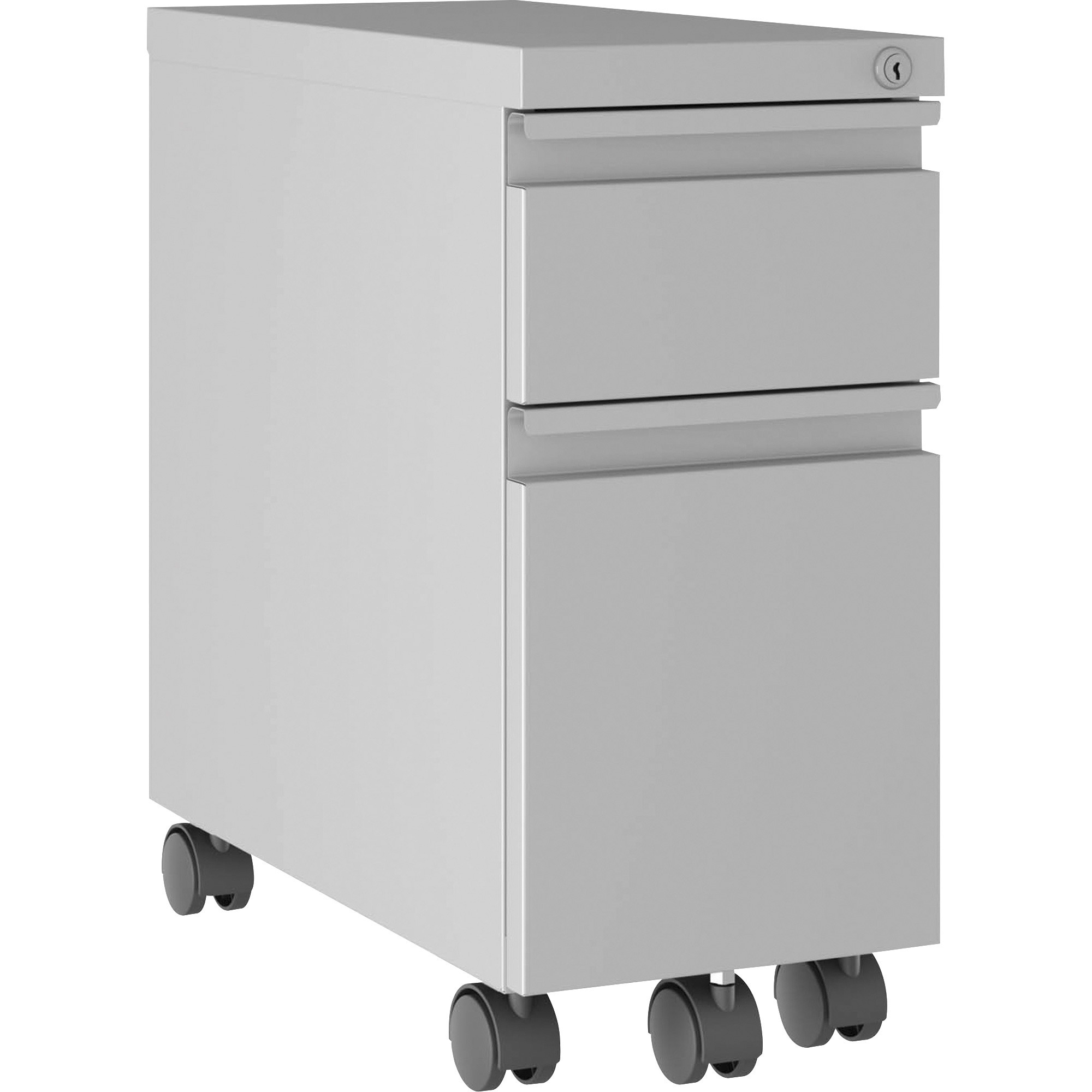 LLR 32  Lorell Slim Mobile Pedestal - Lorell Furniture