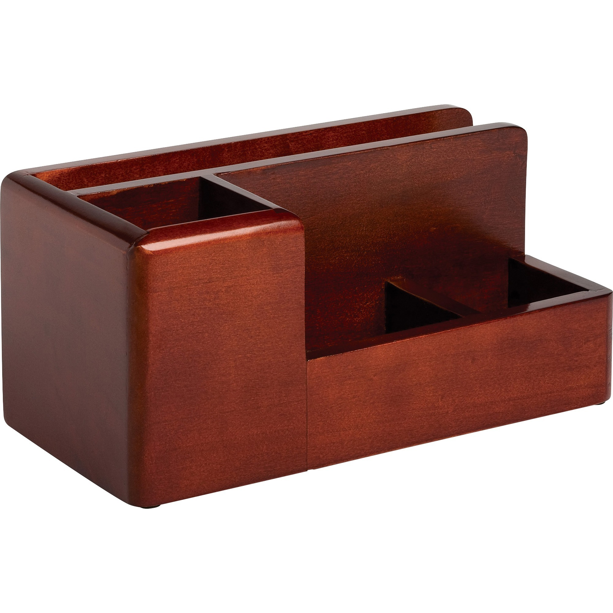 Rol1734648 Rolodex Wood Tones Desktop Organizer Gsa