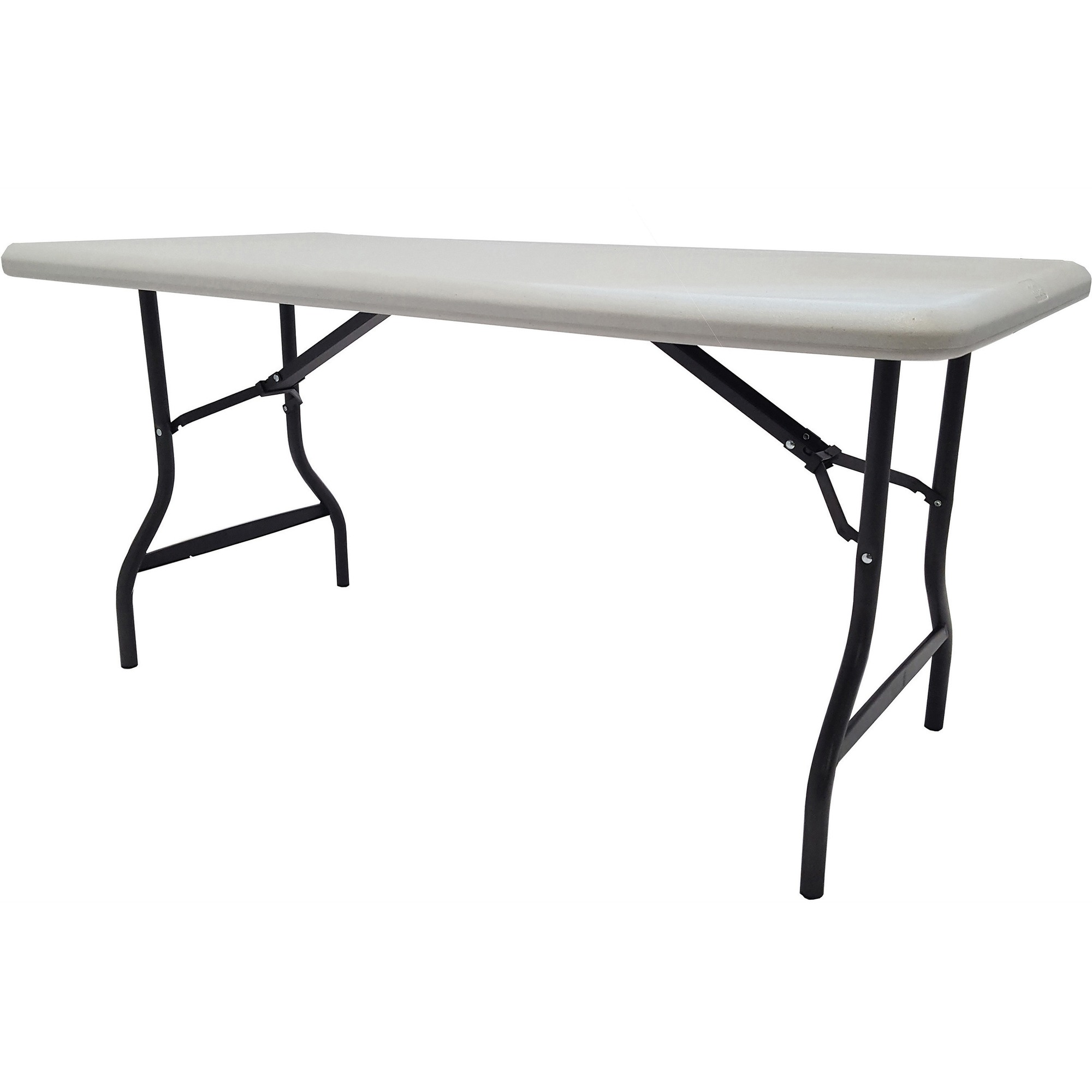 Enjoyable Iceberg Enterprises Llc Iceberg Indestructable Too 1200 Series Folding Table Rectangle Top 30 Table Top Length X 60 Table Top Width X 1 Table Top Onthecornerstone Fun Painted Chair Ideas Images Onthecornerstoneorg