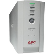 APWBK500 - APC Back-UPS CS 500VA