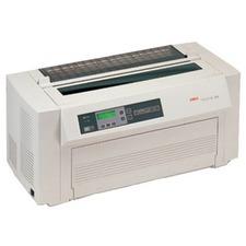 Oki Pacemark 4410N Dot Matrix Printer - EU Printer