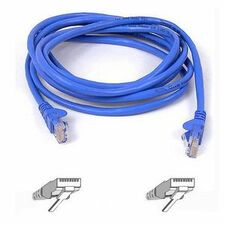 Belkin CAT5e Patch Cable 6' Blue