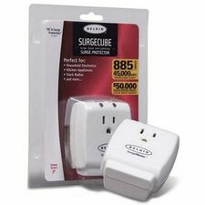 Belkin SurgeMaster Home Series 1 Socket Wall Mount Surge Suppressor