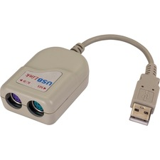 Connectpro MT-606-1 USB to PS/2 Keyboard and Mouse Converter