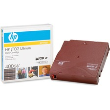 HP Ultrium LTO-2 Data Cartridge