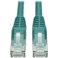 Tripp Lite Network Green Patch Cable, 3'