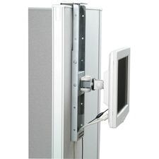 Kensington Wall Mount for Flat Panel Display - Gray - 22.68 kg Load Capacity