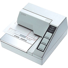 Epson TM U295 Receipt Printer, Cool White