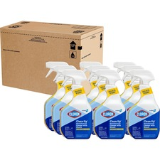 CLO 35417CT Clorox Clean-Up Disinfectant Bleach Cleaner CLO35417CT
