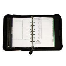 Day-Timer Avalon Zipper Starter Set Organizer
