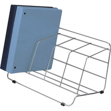 FEL 10402 Fellowes Chrome-Plated Catalog Rack FEL10402