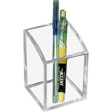 KTK AD20 Kantek Acrylic Pen Cup KTKAD20