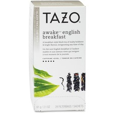 SBK 149898 Starbucks Tazo Awake English Breakfast Black Tea SBK149898