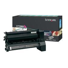 LEXC7720MX - Lexmark Original Toner Cartridge