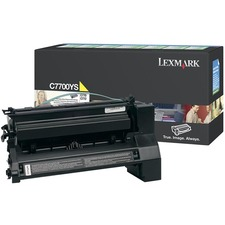 LEXC7700YS - Lexmark Toner Cartridge