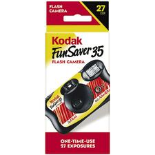 Kodak Fun Saver One-Time-Use Camera with Flash