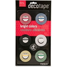 CHA DEC001 Chartpak Decorative Tape CHADEC001