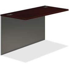 HON 38210NS HON 38000 Srs Mahogany Laminate/CCL Steel Desking HON38210NS