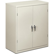 HON SC1842Q HON Light Gray Steel Storage Cabinets HONSC1842Q