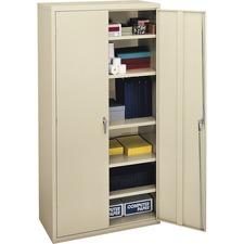 HON SC1872L HON Brigade Putty Steel Storage Cabinet HONSC1872L