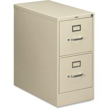 HON 212PL HON 210 Series Locking Vertical Filing Cabinets HON212PL