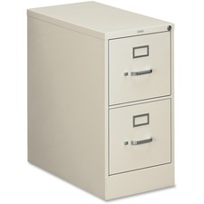 HON 312PQ HON H310 Series Lt. Gray Drawer Vertical File HON312PQ