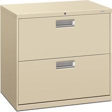 HON 672LL HON 600 Series Putty Standard Lateral Files HON672LL