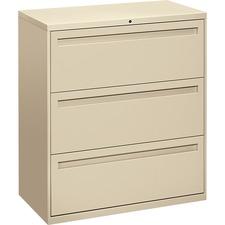 HON 783LL HON 700 Series Putty Lateral Files HON783LL